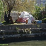 322-homeless on the river