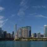 361-Chicago skyline from water