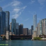 363-Chicago skyline from water