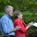 421-Chuck & Margie Barancik party