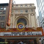 554-Chicago Theatre tour