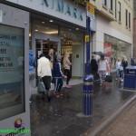 0503-Dumfermline streets in rain