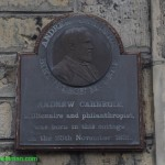 0513-Andrew Carnegie birthplace - Copy