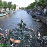 0686-Amsterdam Canals from above