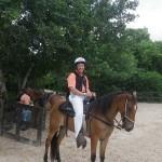460-Punta Cana riding