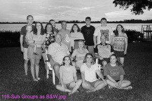 116-Sub Groups as B&W